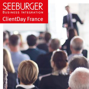 SEEBURGER Client Day France 2017