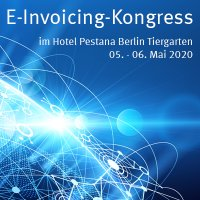 E-Invoicing Kongress Berlin 2020