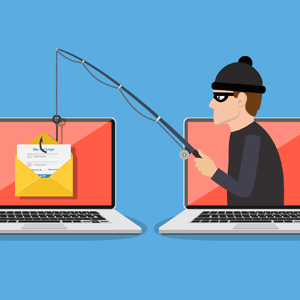 Detect phishing attacks and protect valuable data Part I