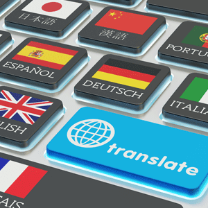 International incoming invoice processing without language barriers