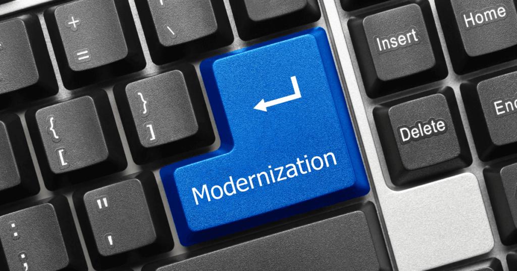 Modernize or Else?