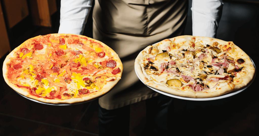 Jeff Bezos' Two Pizza Rule