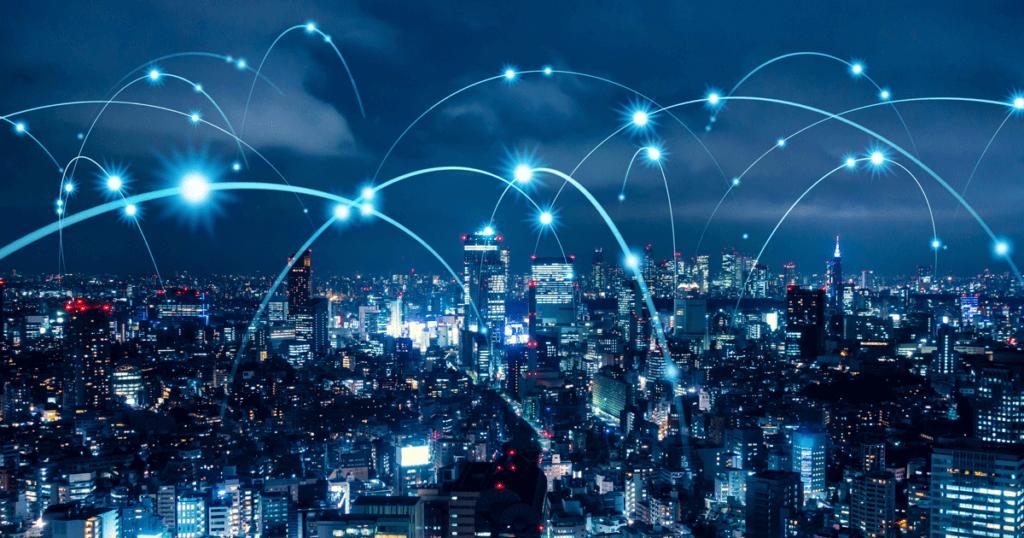 Vom Bogen zur Arkade: die Digitalisierung der Supply Chain