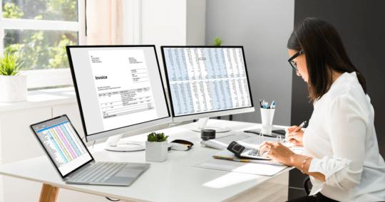 Dunkelbuchung – Der höchste Grad der automatisierten Rechnungseingangsverarbeitung