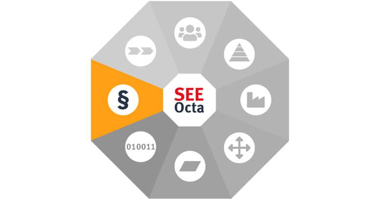 SEEOcta: Richtlinien und Gesetze