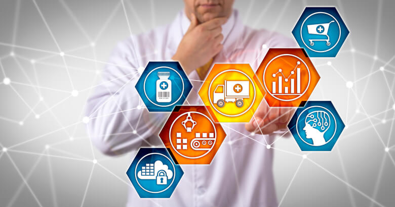 Digitalization behind the scenes in the healthcare industry – it's easier than it sounds!