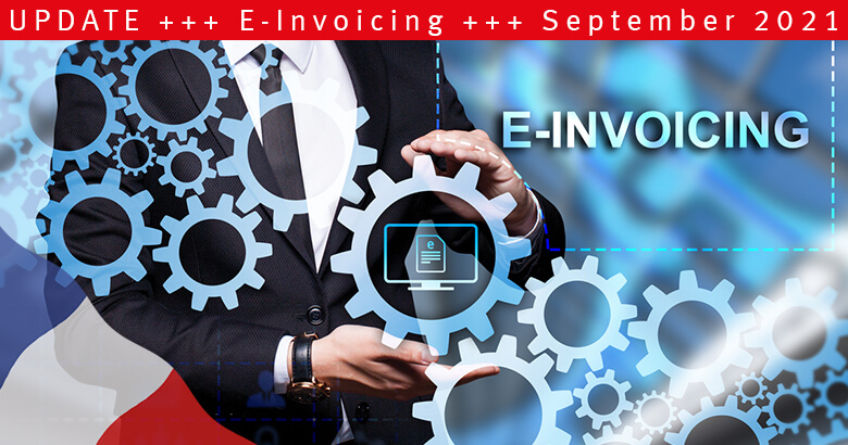 Update on France's planned CTCs and e-invoicing mandates – the dates have moved.